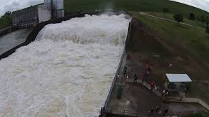 spillways are out doors texags