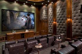 Home Movie Theater Decor Ideas by 53 Amazing Movie Room Ideas You Wish You Owned U2014 Fres Hoom