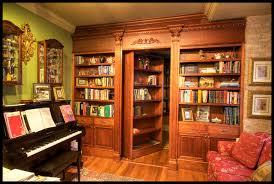 Building A Bookshelf Door 10 Kick Secret Passage Bookshelves