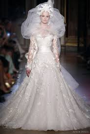 winter wedding dresses 2011 zuhair murad fall winter 2011 2012 couture wedding inspirasi