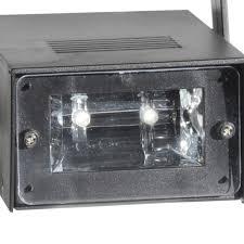 halloween glowing led skull speaker u0026 strobe duo package idjnow