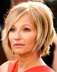 photo gallery of short hairstyles for over 40 year old woman