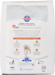 hill u0027s science diet puppy large breed lamb meal u0026 rice dry dog