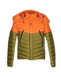 down cycling jacket diadora sneakers womens diadora heritage down jacket orange men