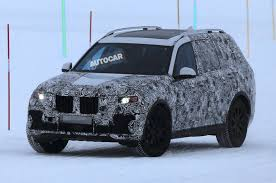 2018 bmw x7 concept set to be revealed in early september autocar