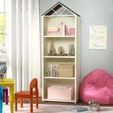 triangle bookcase wayfair