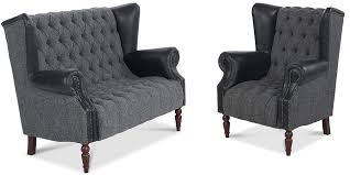 Tweed Armchair Highfield Leather U0026 Harris Tweed Armchair Club Chair Modish Living