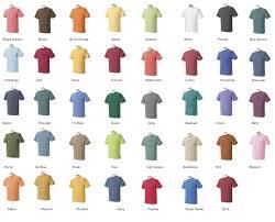 Comfort Colors Shirts Comfort Color T Shirt Colors New T Shirt Design