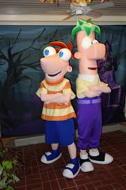 phineas halloween costume phineas and ferb hollywood studios kennythepirate com an