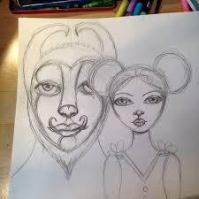 ever after 2016 u2013 beauty and the beast sketch phloem
