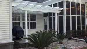 pergola design magnificent 10 x 12 aluminum pergola over garage