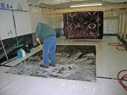 Washing Rug Care Of Your Oriental Rug Expert Oriental Rug Wash And Repair