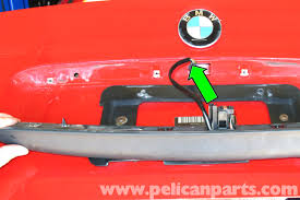 bmw e46 trunk release button replacement bmw 325i 2001 2005