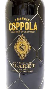 francis coppola claret 2014 francis ford coppola diamond collection black label claret