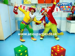 birthday party clowns for hire kids birthday party entertainment manchester