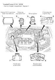 zafira engine parts diagram zafira wiring diagrams instruction