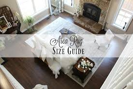 How Big Should Rug Be In Living Room Area Rug Size Guide Farmhouse 40