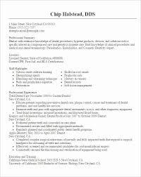 dental resume template dentist resume sle new dentist resume exle resume sle