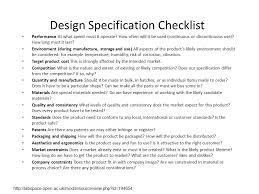 design specification template eliolera com
