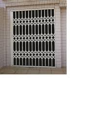 retracdor trellis door retractable collapsible expandable