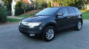 ford crossover 2007 tim k u0027s 2007 ford edge sel youtube