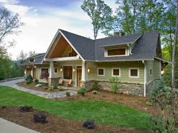 exterior awesome craftsman style homes design ideas with curved