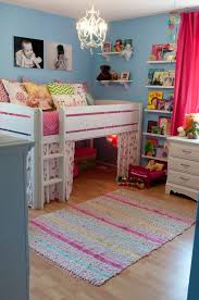 Bed Fort Loft Bed With Desk Do It Yourself Home Projects From Ana