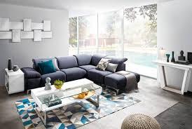 canap gautier modular sofa corner contemporary fabric liberta gautier