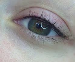 eyeliner tattoo images getting an eyeliner tattoo elegant lashes