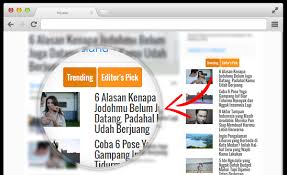 membuat widget twitter di website hipwee