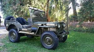 willys jeep lifted 1952 willys m38