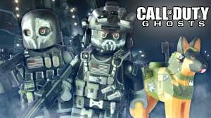 buy call of duty ghost mask lego call of duty ghosts keegan logan u0026 riley showcase youtube