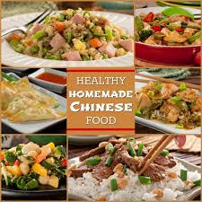 healthy homemade chinese food 8 easy asian recipes homemade