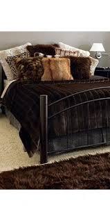 Faux Fur Comforter Set King Leopard Bedding Sets Foter