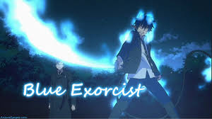 blue exorcist cool blue exorcist wallpapers