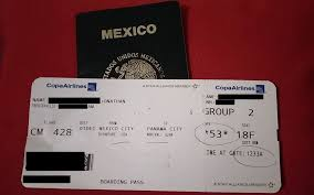 Copa Airlines Route Map by Review Of Copa Airlines Flight From Mexico City To Tocumen In Economy