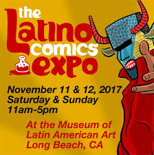 spot lighting long beach latino comics expo comicon adventures read reviews discuss and