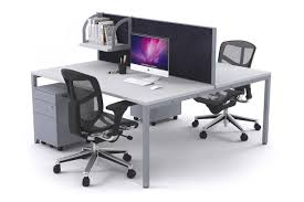 2 person workstation desk 2 person office workstation silver square leg computer office desk