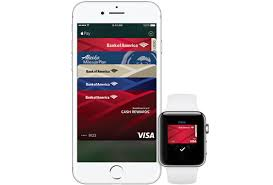 bank of america shop on the go with apple pay