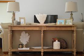 Console Table For Living Room by Styling A Console Table Southern Style A Life Style Blog