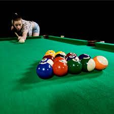 barrington billiards springdale 7 5 u0027 pool table walmart com