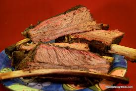 Country Style Ribs On Traeger - caveman beef ribs date night doins bbq for two