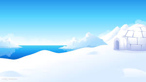 free igloo wallpapers desktop background at landscape monodomo