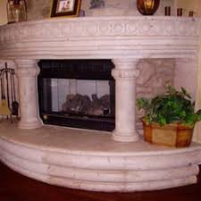 Cantera Stone Fireplaces by Cantera Stone The Masters Get Quote Building Supplies 514 N