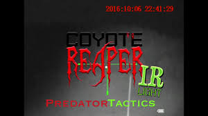 Can Coyotes See Red Light Predator Tactics Coyote Reaper Ir Infrared Hunting Light Kit For