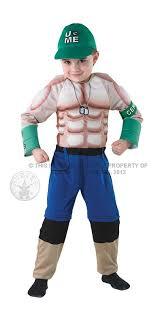 Wwe Costumes Halloween Boys U0027 Deluxe John Cena Wwe Costume Tv Book Film Costumes