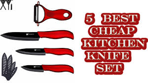 Cheap Kitchen Knives Best Cheap Kitchen Knife Set Buy