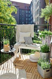 Creative Seating Place How To Turn Your Balcony Into The Perfect Summer Escape The