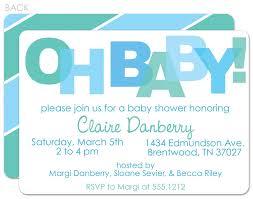 baby shower invitations sample design invitations mughals