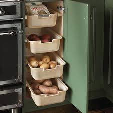 vegetable storage kitchen cabinets vegetable produce drawers houzz